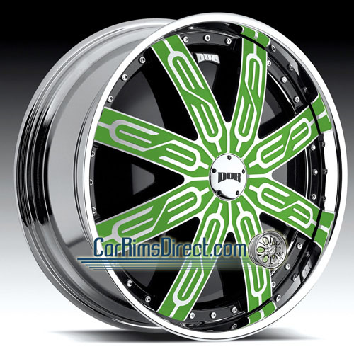 DUB Tycoon Spinner Custom