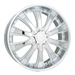DVS 768 Lexington (Chrome, White)