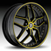 DUB X-19 (Black, Yellow)